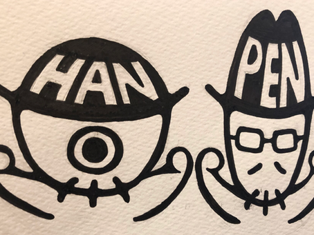 HAN-PEN BROS.blog 開設