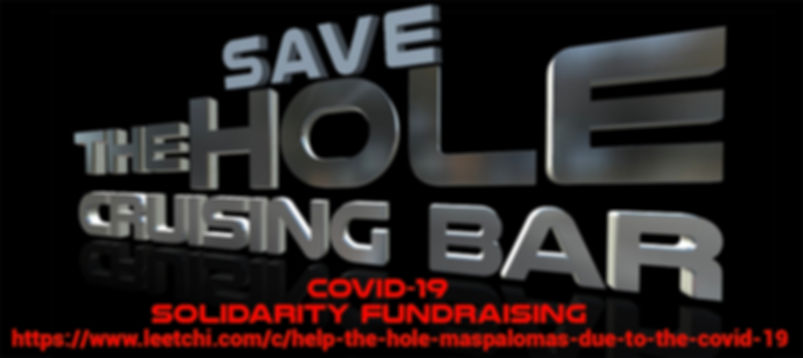 The Hole Cruising Bar fundraising cover