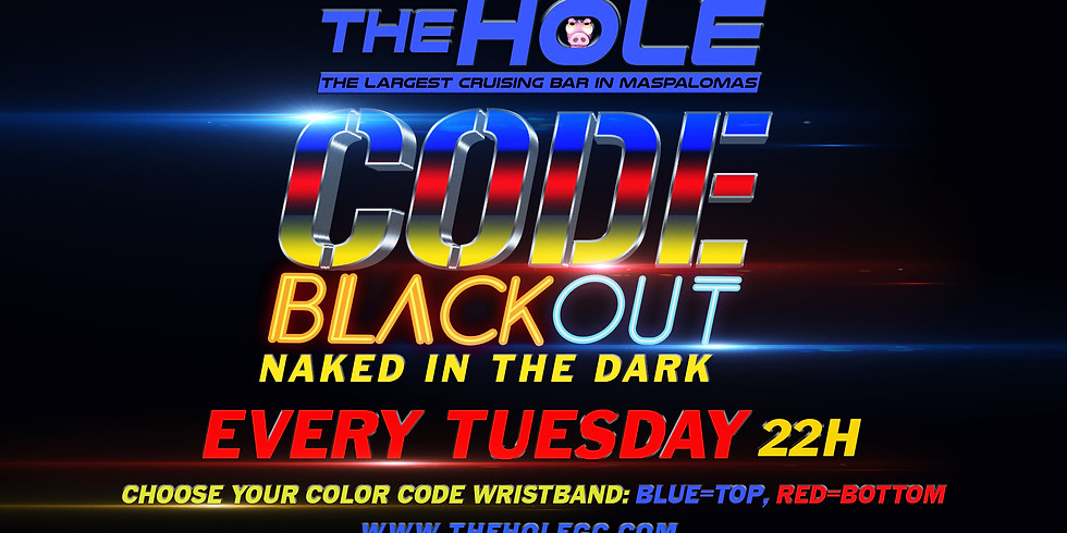 CODE BLACK OUT