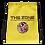 Thumbnail: Drawstring bag yellow logo camo