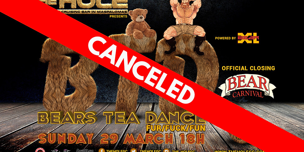 BTD (OFFICIAL CLOSING BEAR CARNIVAL) CANCELED DUE TO THE CORONAVIRUS