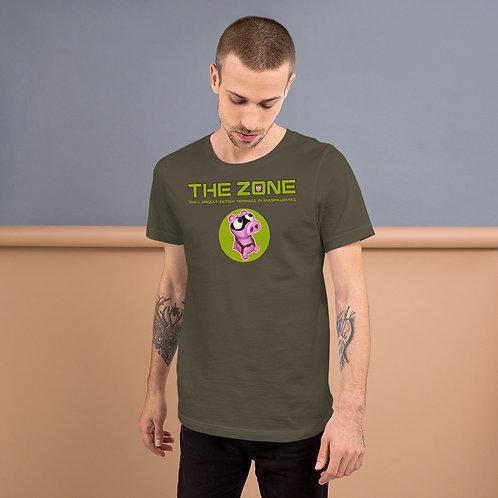 T-shirt camo logo camo