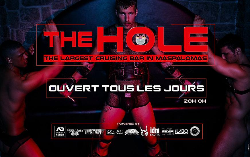 flyer The Hole red june 2021 website spanish.jpg