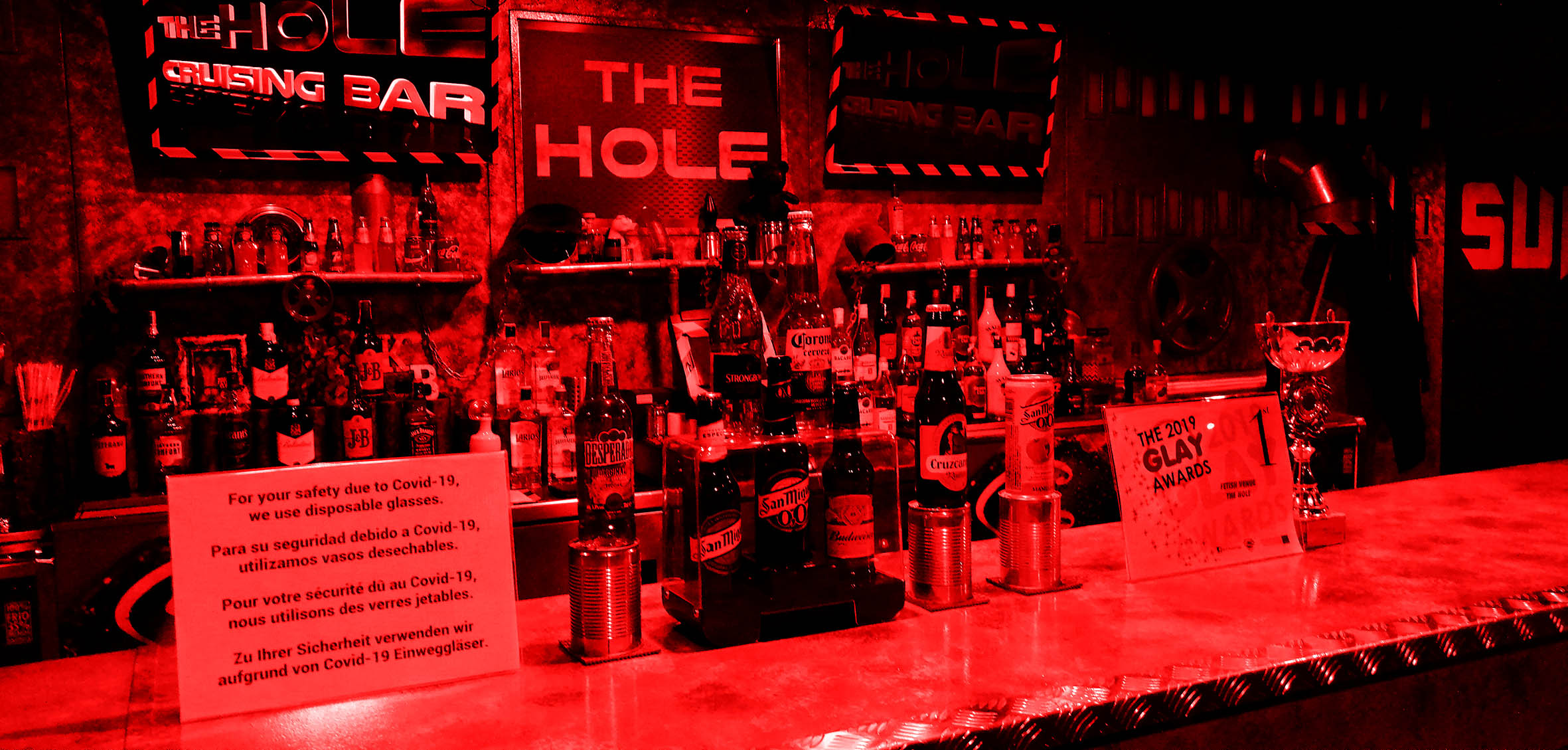 The Hole Red 24