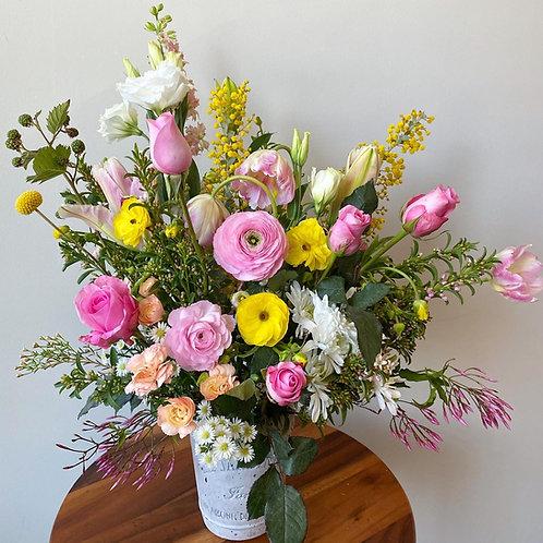 Custom Arrangements + Bouquets