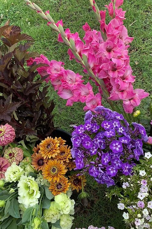 Summer Burst Bouquets (Seasonal)
