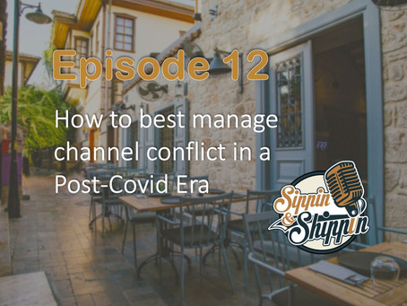 Episode 12: How to best manage channel conflict in a post-COVID era