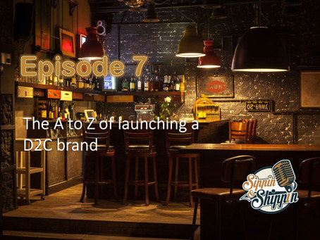 Episode 7: The A to Z of launching a D2C brand