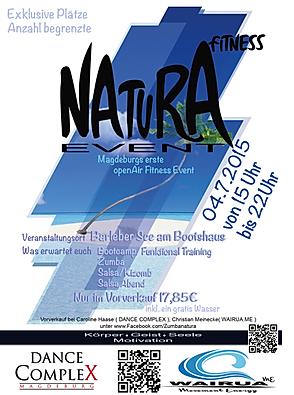 WAIRUA NATURA EVENT 2015