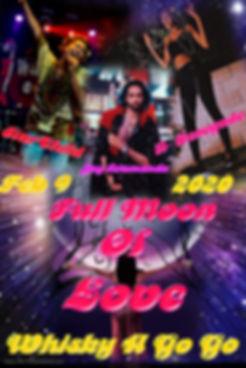 Copy of Event Advert Night Stars Galaxy
