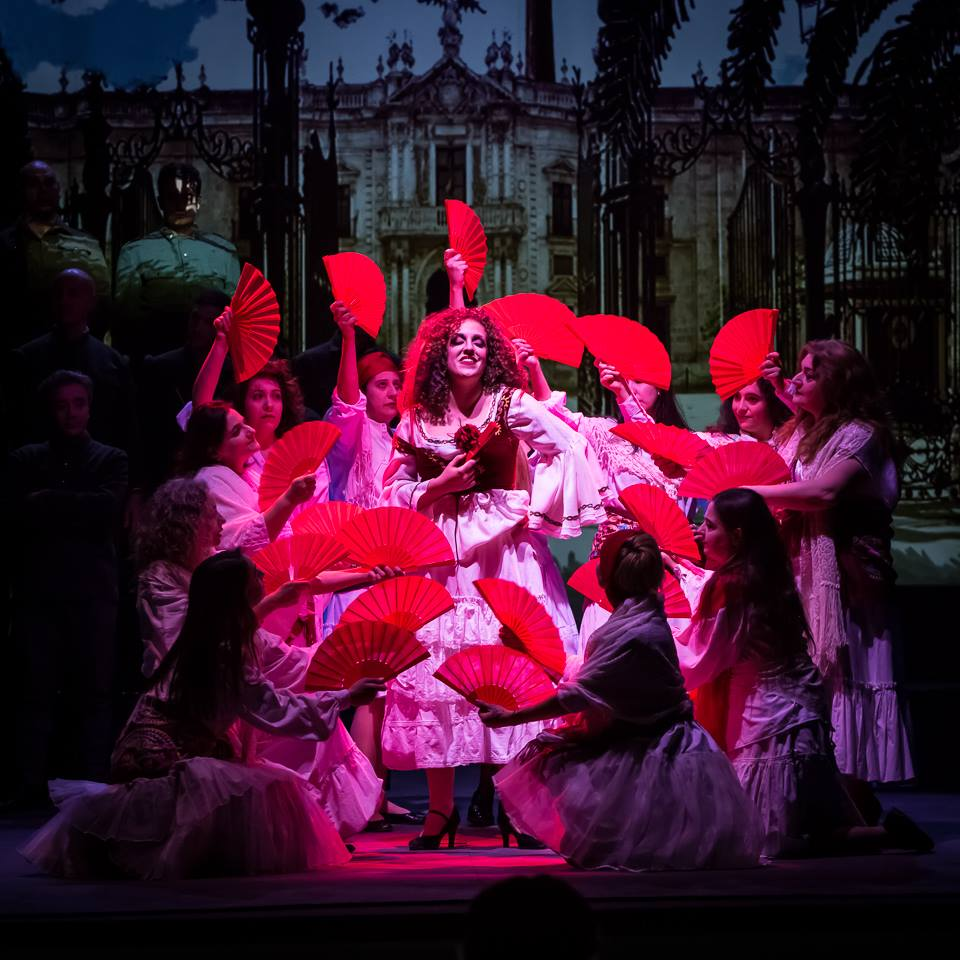 Carmen - Teatro Verdi di Busseto