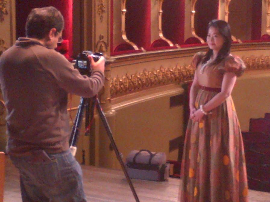 La Bohème - Intervista a Musetta