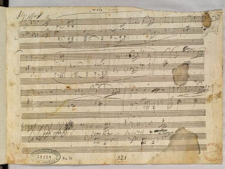 Filologia o fedeltà alla partitura?