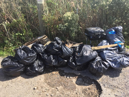 Franco & Moran for LEH Twp. Committee Call on Volunteers for Spring Seven Bridges Cleanup Day
