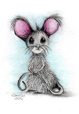Fuzzy Mouse