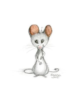 Awake Mouse