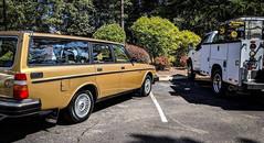 The #Volvo you wish your grandma had. #g