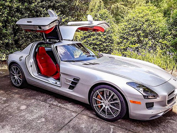 Get on our level. #mercedes #sls #amg #s