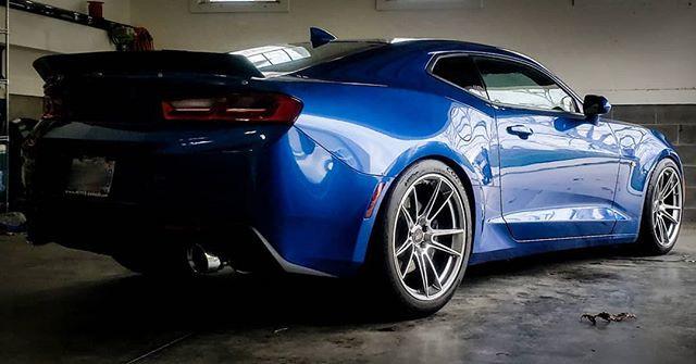 650hp 2018 #supercharged #camaro built b