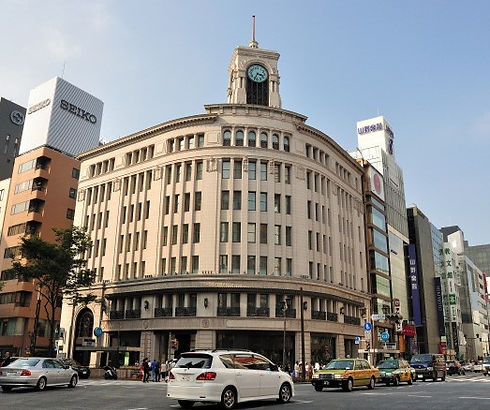 Wako department store Ginza.jpg