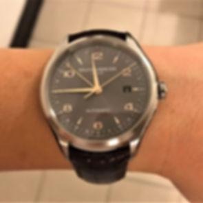 Baume & Mercier Clifton 10111 Wrist