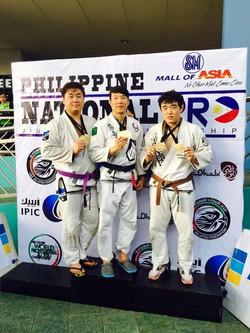 Team Jiu Jitsu Lab Wins Gold