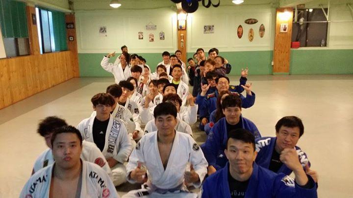 3 Long Rows at the Jiu Jitsu Lab