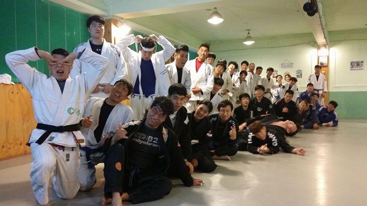 Jiu Jitsu Labers have the Most Fun