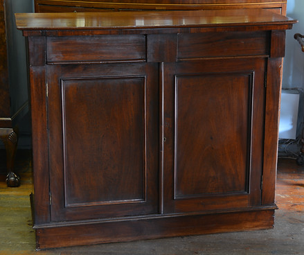 A Victorian mahogany Side Cabinet. R6995