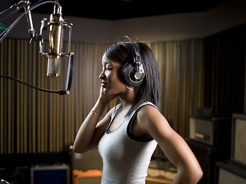 Vocal Recording & Editing