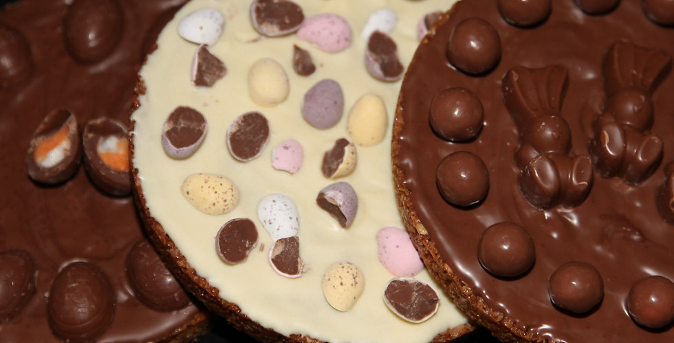 Easter Pizzas