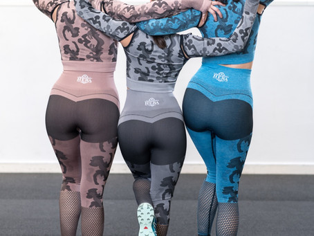The Best Activewear From HERA!