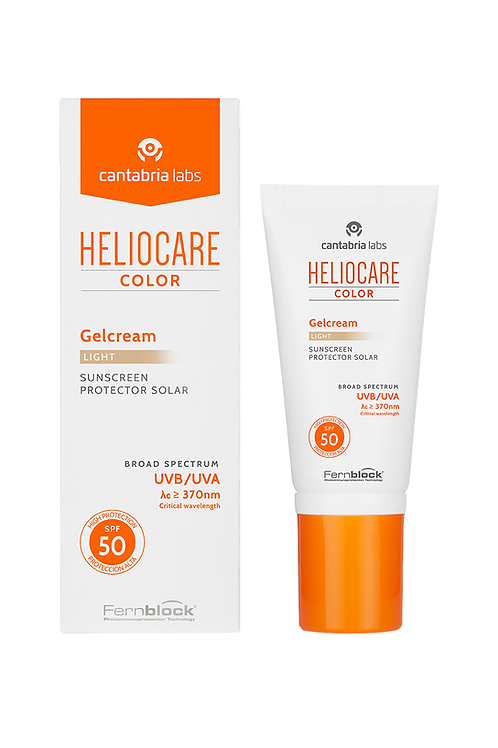 Heliocare 360° Color Gelcream Light 50ml