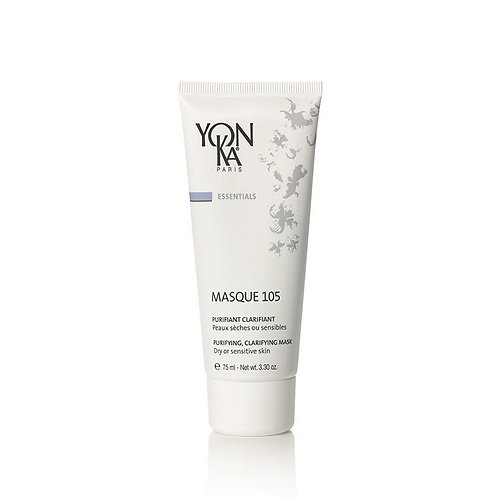 Masque 105 PS /Clay Mask - Dry Skin- 75 ml