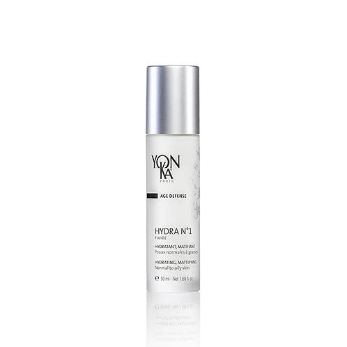 Hydra No 1 Fluid/Hydration Moisturiser - Oily Skin - 50 ml