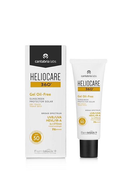 Heliocare 360° Oil Free Gel 50ml