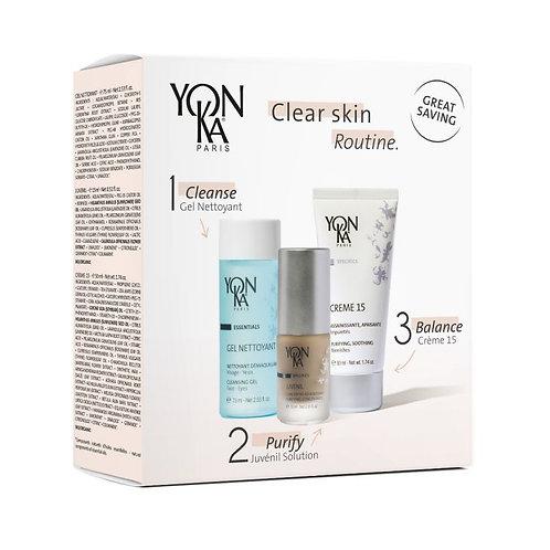 Clear Skin Routine Kit