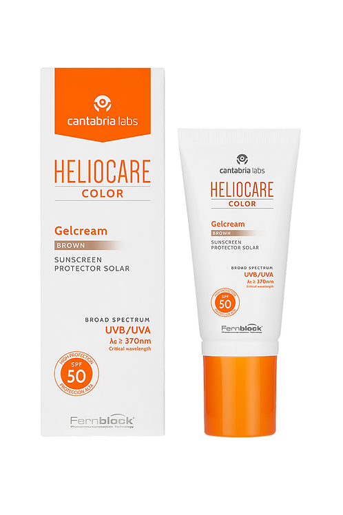 Heliocare 360° Color Gelcream Brown 50ml