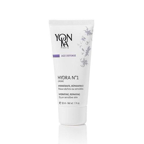 Hydra No 1 Creme/Hydration Cream- Dry Skin- 50 ml