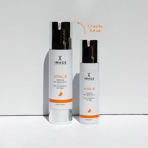 Deluxe Vital C Hydrating Anti Aging Serum 100ml