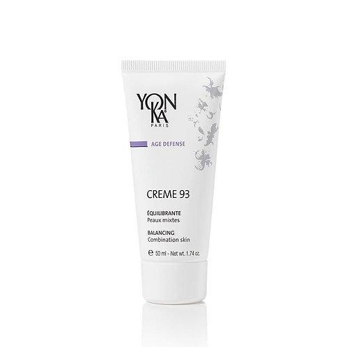 Creme 93/ Balancing Moisturiser Combination Skin - 50 ml