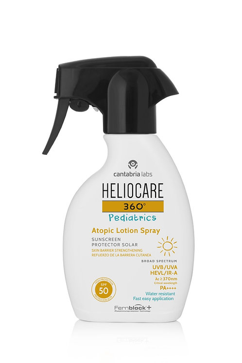 Heliocare 360° Pediatrics Atopic Lotion Spray 250ml