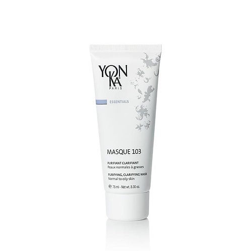 Masque 103 PNG /Clay Mask - Oily Skin - 75 ml