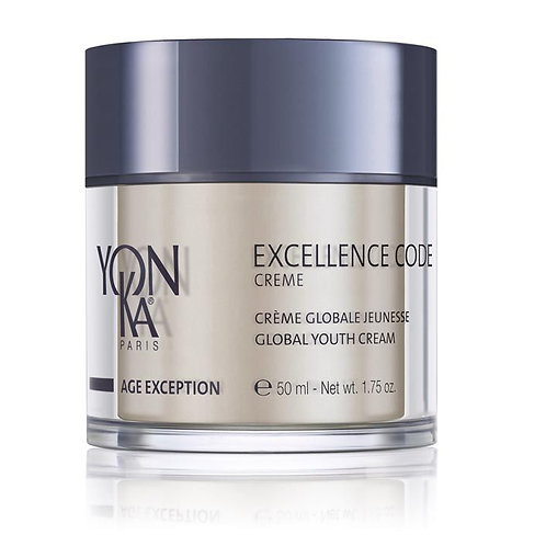 Excellence Code Creme/ Global Anti Aging Cream- 50 ml