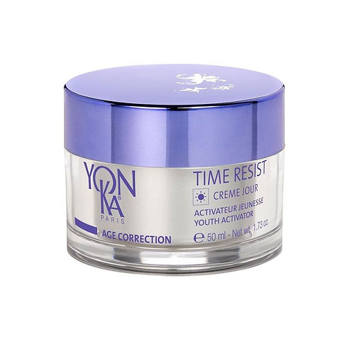 Time Resist Creme Jour/Wrinkle Filler Day Cream for age 40+ - 50 ml