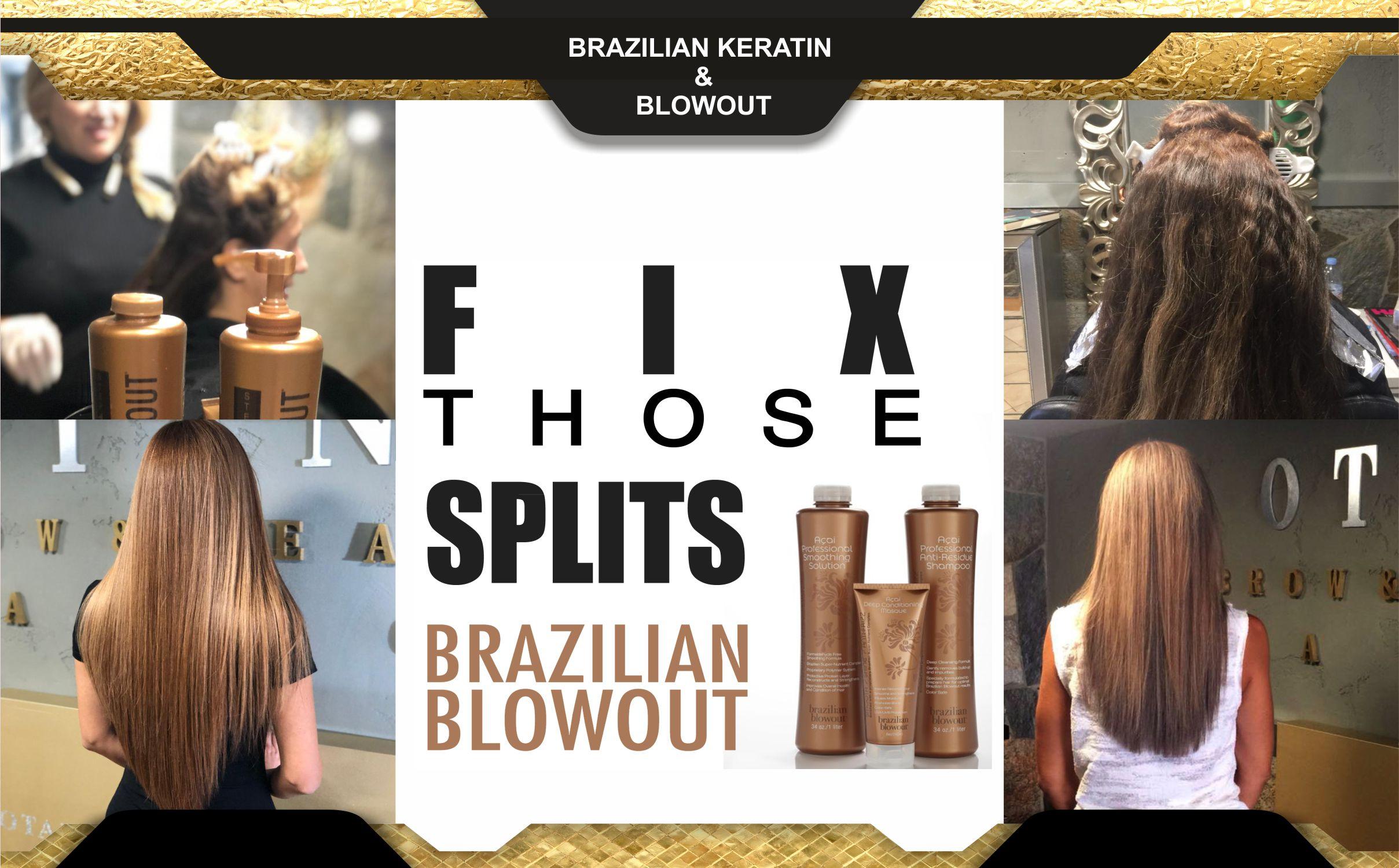 brazilian blowout baner