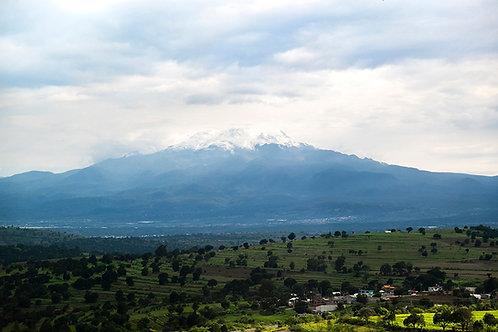 August 2020 - Popocatépetl