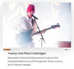 Twenty One Pilots - Billboard