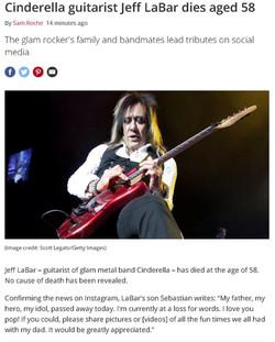 Jeff Labar - GuitarWorld