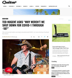 Ted Nugent - Guitar